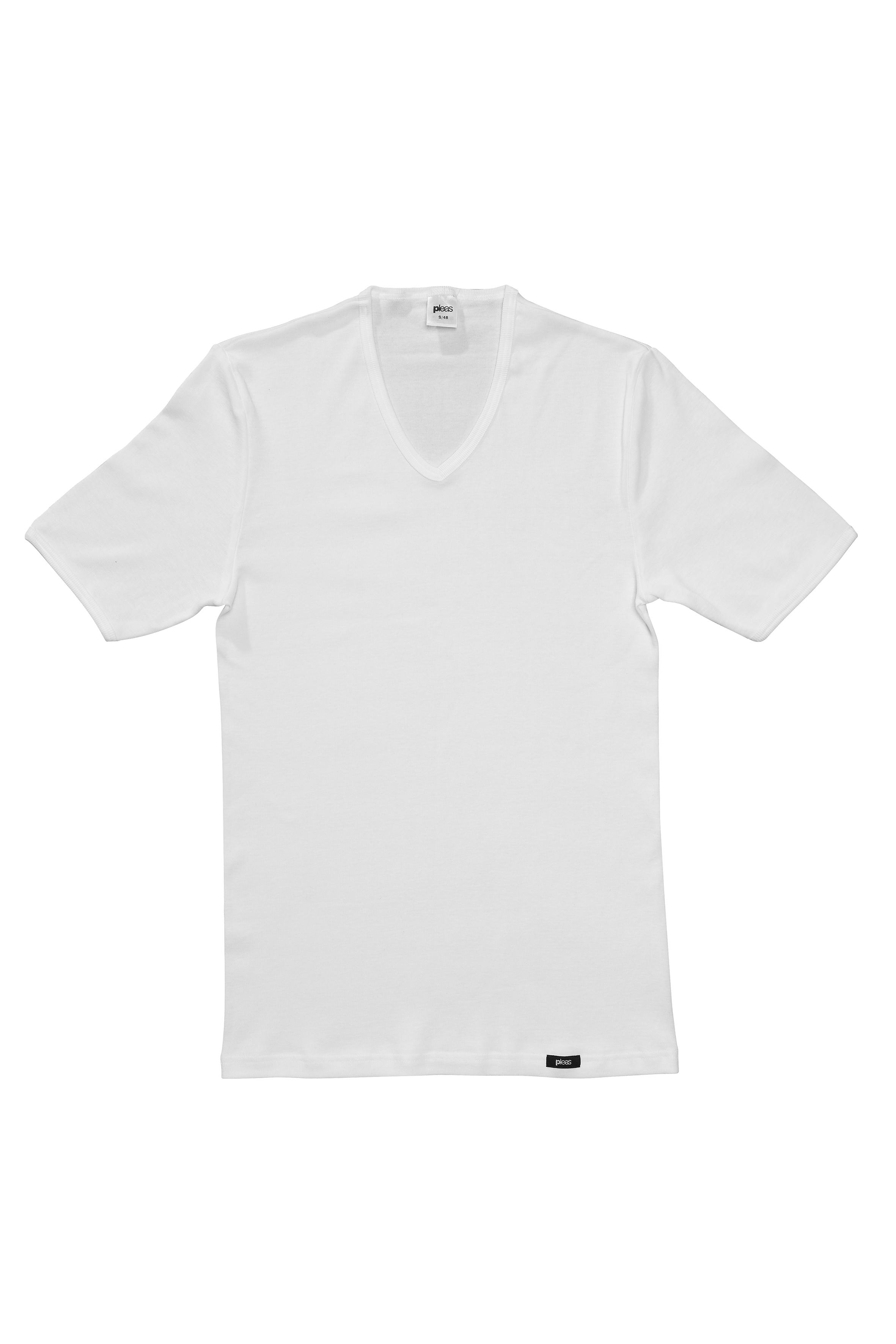 b575bed1dc45 Pánske tričko s krátkym rukávom a výstrihom do